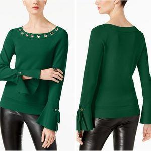 NWT INC Grommet Sweater 🍀